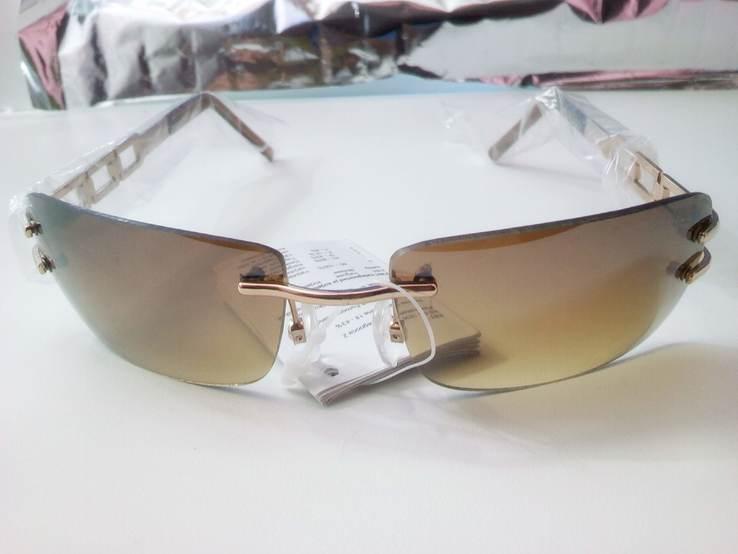 Очки солнцезащитные,женские., фото №3