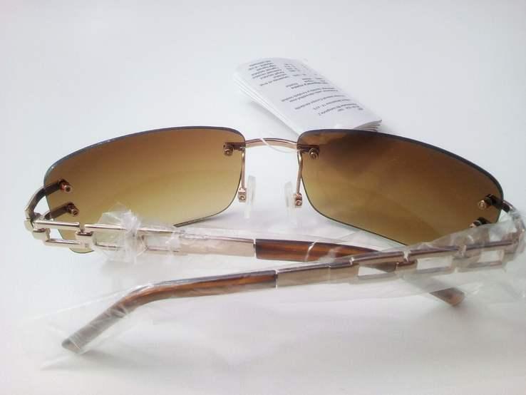 Очки солнцезащитные,женские., фото №4