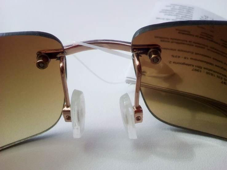Очки солнцезащитные,женские., фото №7