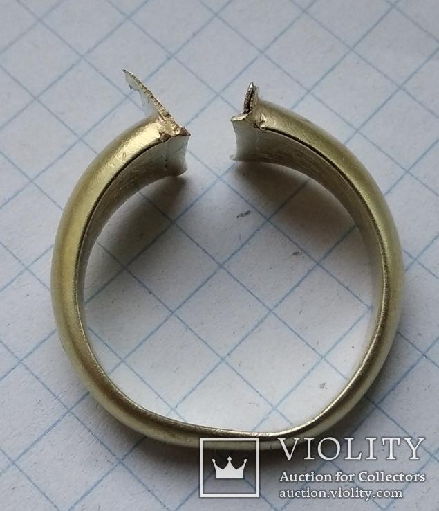 Золотой Перстень AU (на реставрацию)