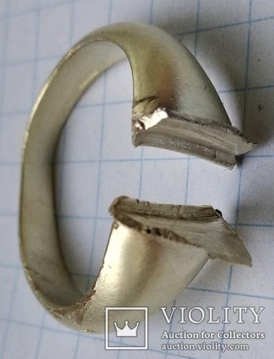 Золотой Перстень AU (на реставрацию), фото №4