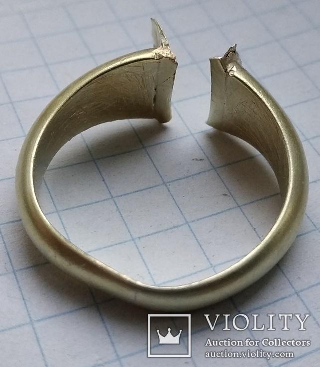 Золотой Перстень AU (на реставрацию), фото №6
