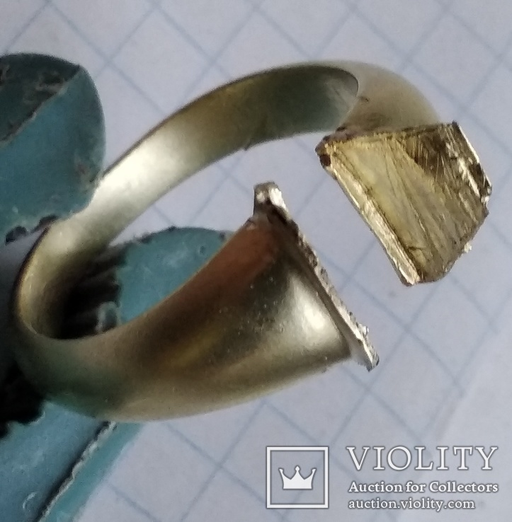 Золотой Перстень AU (на реставрацию), фото №10