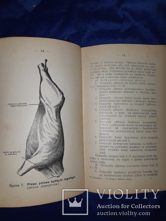 1927 Осмотр мяса, фото №4