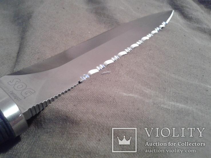 Нож СОГ Пентагон производства Тайвань (в связи с не выкупом), фото №5