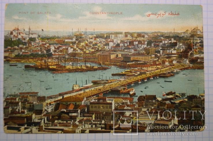 """Открытка""""Константинополь""""., фото №2"""