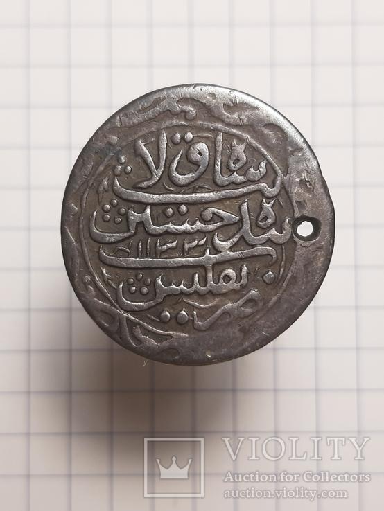 Сефевиды, Тифлис, аббаси, Хусейн 1, 1133 год, фото №3