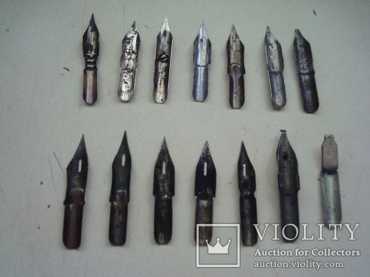Чернильные перья СССР, фото №7