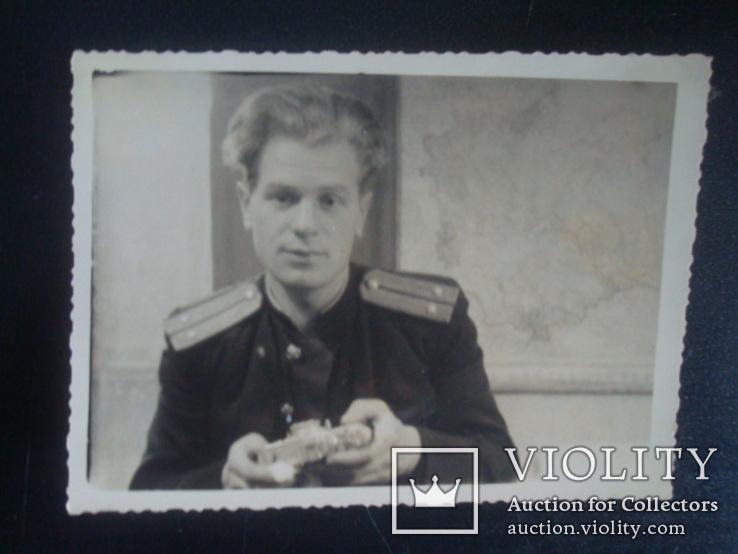 Офицер ВОВ фотоаппарат, фото №2