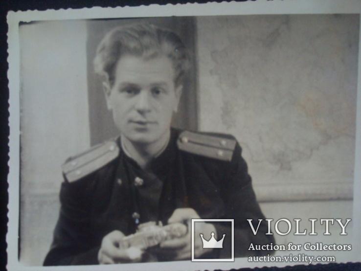 Офицер ВОВ фотоаппарат, фото №3