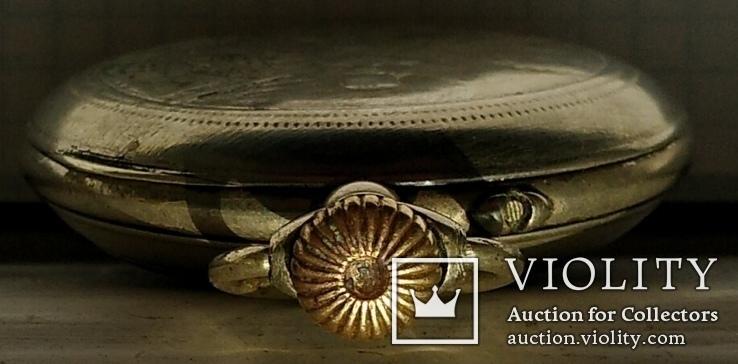 Часы карманные с фигурными стрелками., фото №10
