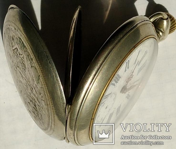 Часы карманные с фигурными стрелками., фото №12
