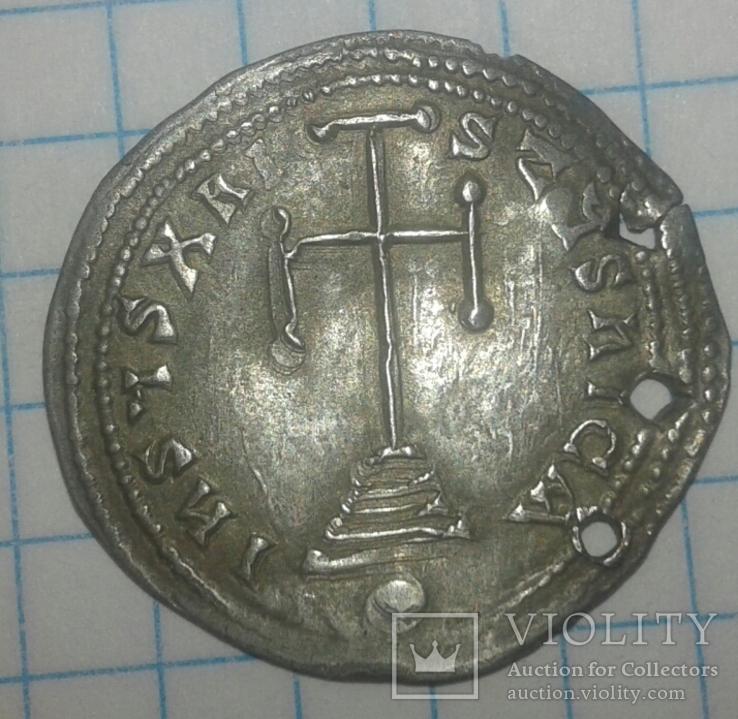 Милиарисий Василий 1