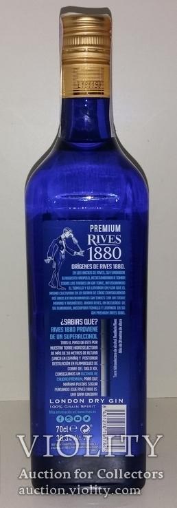 Джин 1880 Rives Premium London Dry Gin, Испания, фото №5
