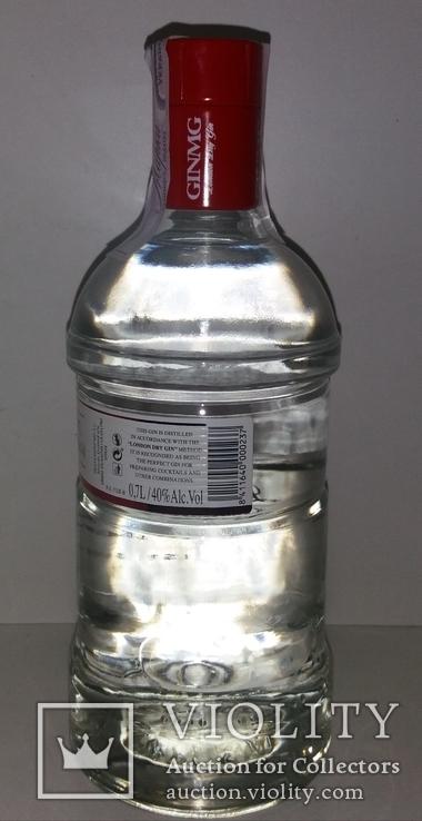 Джин GIN MG The Extra Dry, 0,7л, Испания, фото №4