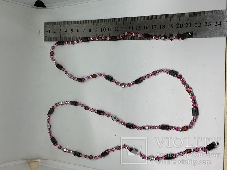 Бусы трансформеры магнитики, фото №5