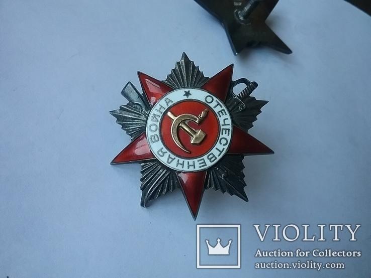 Комплект наград на капитана Смерш, фото №9