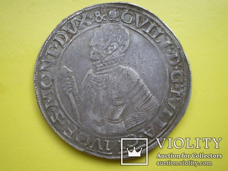 Талер 1568 г. Берг