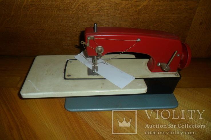 Швейная машинка детская . шьёт ., фото №2