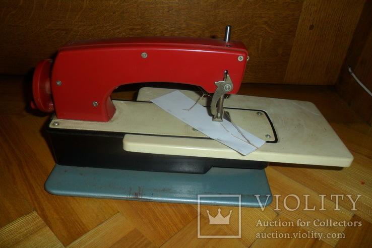 Швейная машинка детская . шьёт ., фото №5
