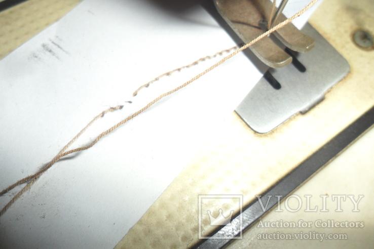 Швейная машинка детская . шьёт ., фото №9