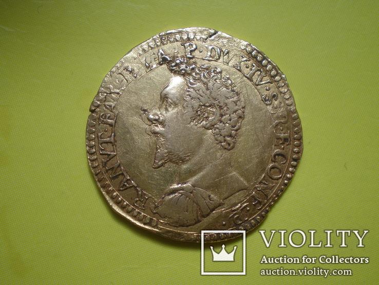 Квадрупла 1609 г. Пьяченца. Италия.