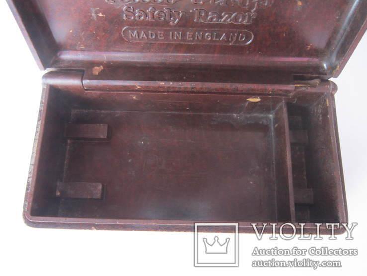 Футляр від приборів для бриття поч. ХХст., фото №6