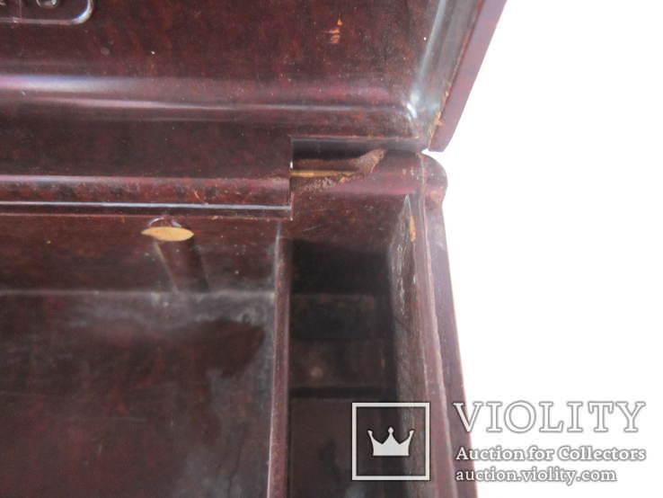 Футляр від приборів для бриття поч. ХХст., фото №10