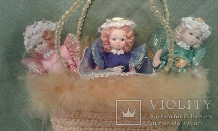 Три куколки в сумочке, фото №2