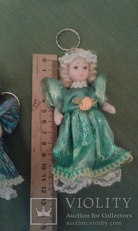 Три куколки в сумочке, фото №6