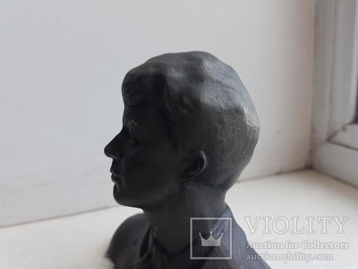 Скульптура Есенин, фото №4