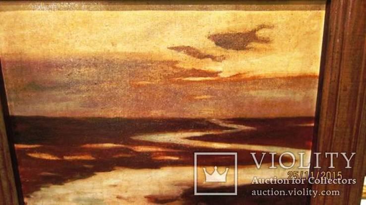 Восход на реке., фото №4
