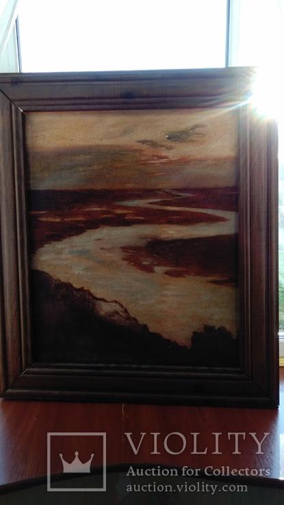 Восход на реке., фото №6