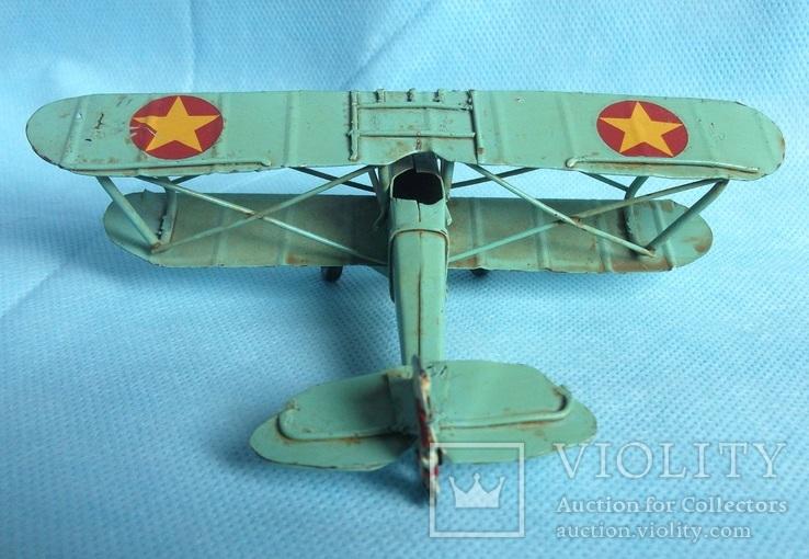 Старая модель самолета Европа, фото №4