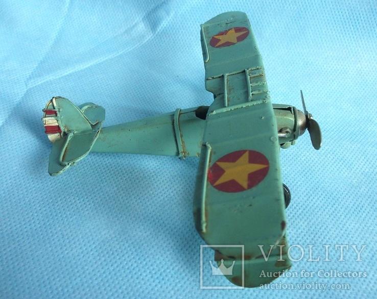 Старая модель самолета Европа, фото №5