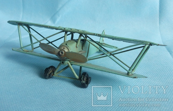 Старая модель самолета Европа, фото №6
