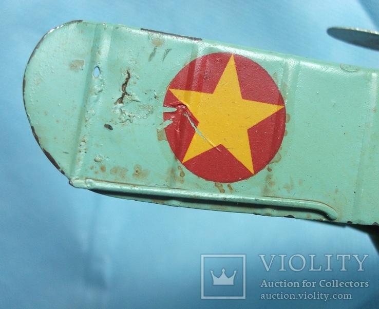 Старая модель самолета Европа, фото №8