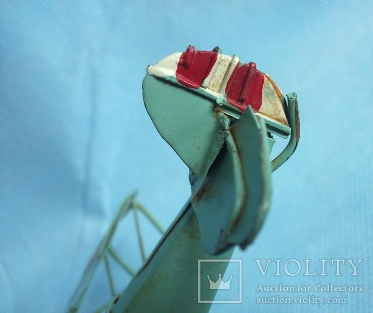 Старая модель самолета Европа, фото №9