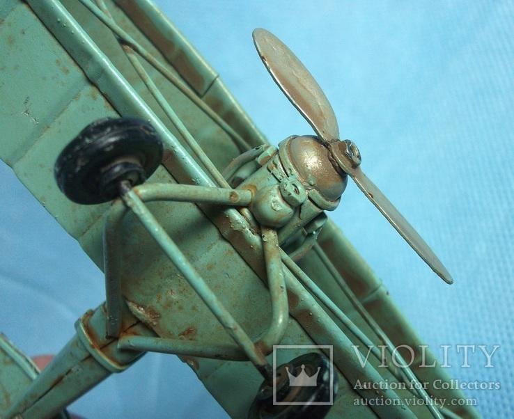 Старая модель самолета Европа, фото №11