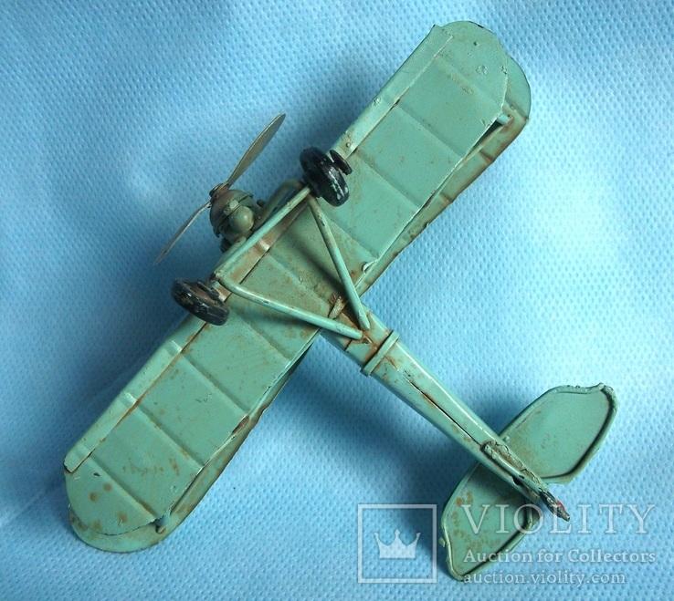 Старая модель самолета Европа, фото №12