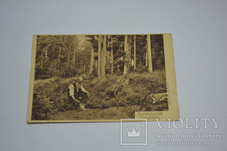 Открытка старая, Германия, фото №2