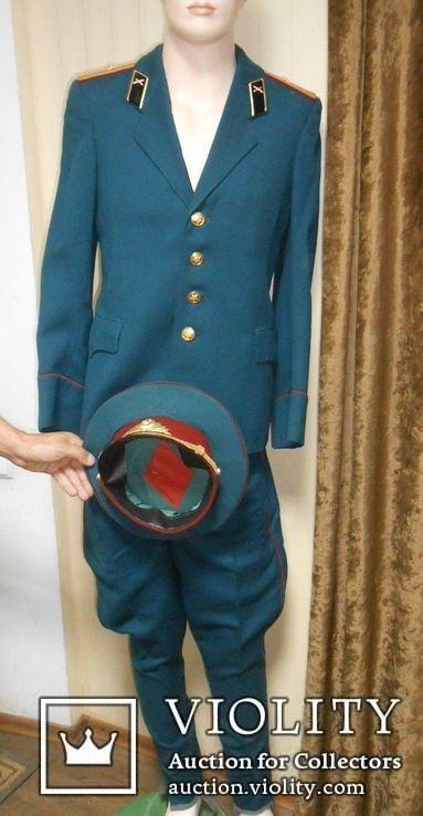 Форма лейтенант-майор СССР, фото №4