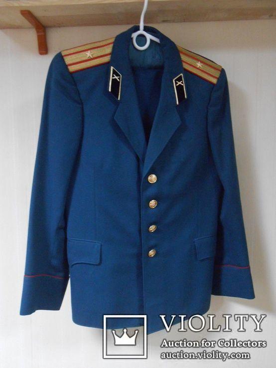 Форма лейтенант-майор СССР, фото №7