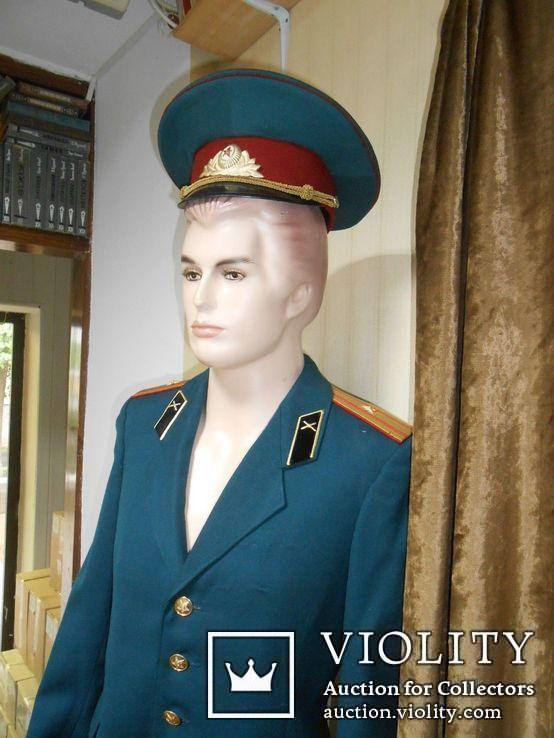 Форма лейтенант-майор СССР, фото №8