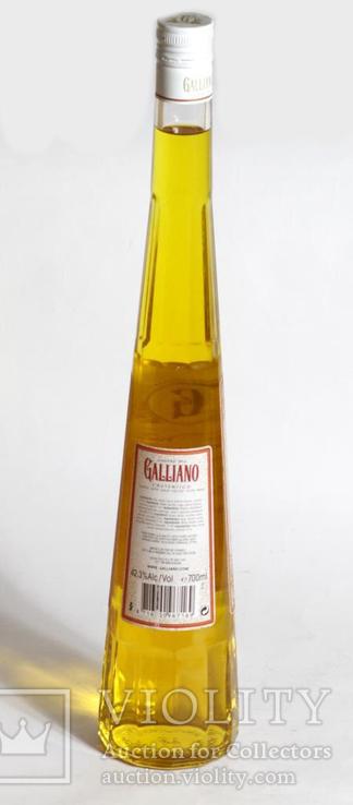 Ликер Galliano 0.7L Italy, фото №4
