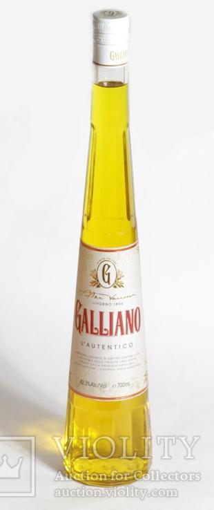 Ликер Galliano 0.7L Italy, фото №2