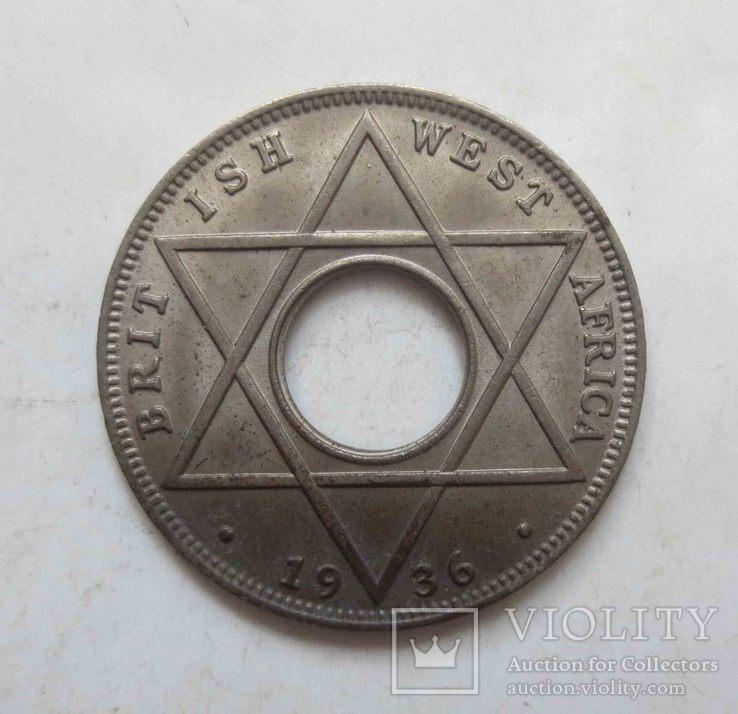 1/10 пенни 1936 года (4), фото №2