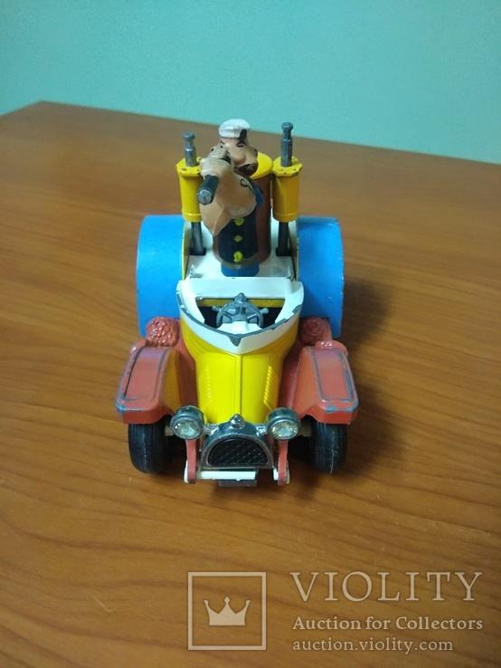 Британская машинка с Папаем, фото №2