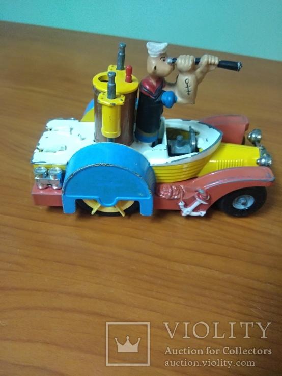 Британская машинка с Папаем, фото №5