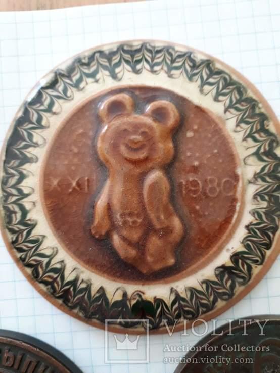 ВВСКУ + УкрУГА + Олимпийский Мишка, фото №5